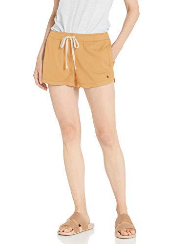 Roxy Damen New Impossible Love Beach Legere Shorts, Aprikose EIS 211, Mittel