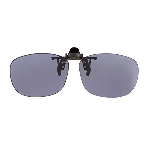 SWANS (スワンズ) スポーツ サングラス クリップオン Clip On CP30-0067_PICBL 日本製 偏光レンズ メガネにつける 跳ね上げタイプ 0067 偏光ULTRAアイスブルー