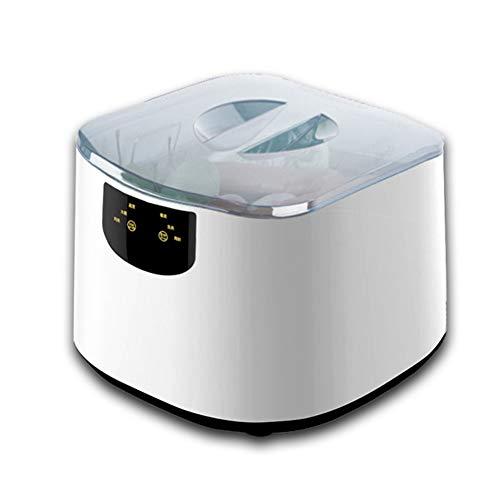 QAQWER Lavadora Doméstica De Frutas Y Verduras Máquina De Esterilización Y Desinfección LED Panel De Control Inteligente Eliminación Efectiva De Pesticidas