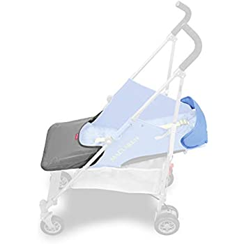 lightweight and compact extendable UPF50+//waterproof hood Maclaren Quest Stroller- Full-featured Newborn Safety System and compatible with Maclaren Carrycot accessories in the box