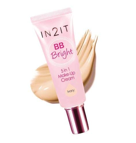 #MG IN2IT BB Make Up Cream cre all-in-one Superlatite 10g -An BQB01 Max 41% OFF Ivory