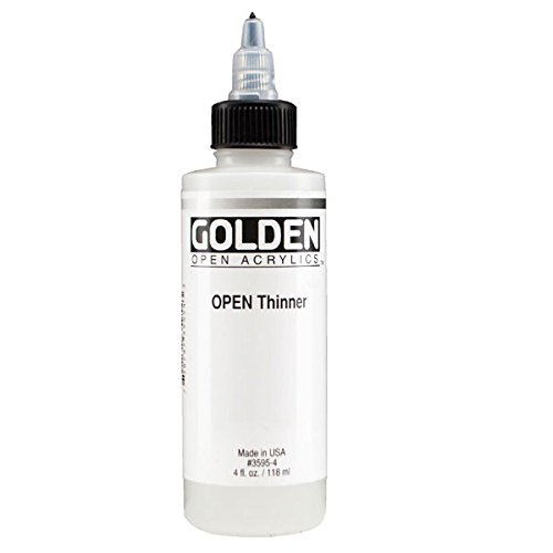 Golden Open Acrylic Thinner 4oz