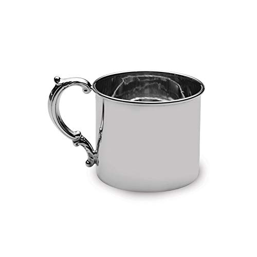 925 Sterling Silver Handle Baby Cup Fine Mothers Day Jewelry For Women Gifts For Her