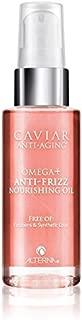 Caviar Anti-Aging Omega [+] Anti-Frizz Nourishing Oil, 1.7-Ounce
