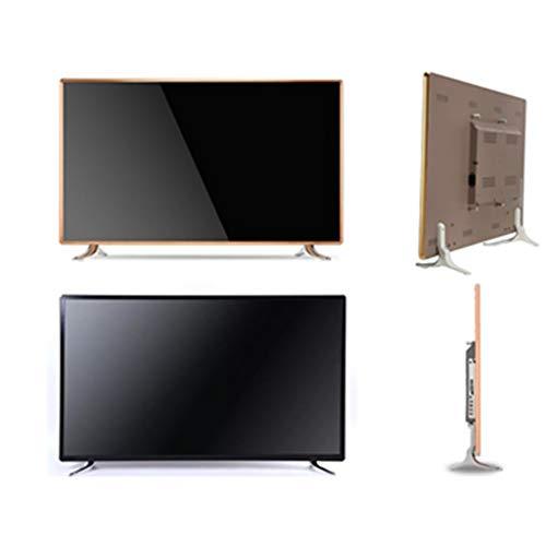 OCYE Smart TV 42 Pouces 4k, Lecture Vidéo USB2.0, Effets Sonores HiFi, Téléviseur LCD Intelligent Compatible avec Plusieurs Appareils