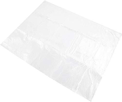 GFKD Einweg-Badewanne Taschen, Film Kunststoff Badewanne Taschen Badewanne Futter Taschen für Sauna Haushalt Hotel Badewanne Spa Dusche 50Pcs 120X210cm