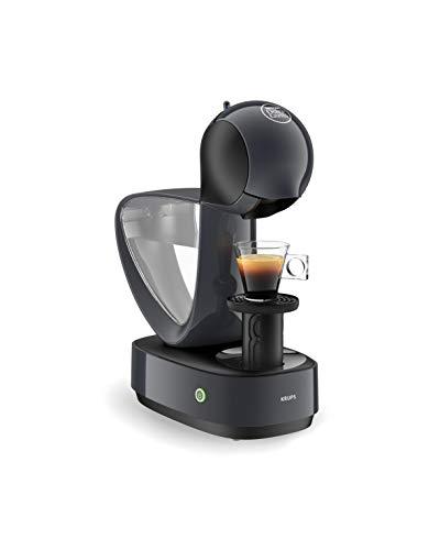 Nescafé Dolce Gusto INFINISSIMA PF KP173BKA Machine manuelle pour café expresso et autres boissons Sideral Blue Krups Gris