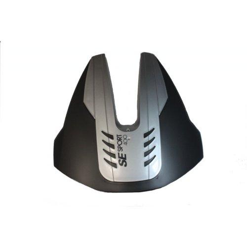 Hydrofoil SE Sport 400 in schwarz oder dunkelgrau für 40 - 500 PS (schwarz)