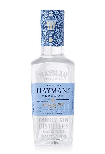 Haymans London Dry Gin (1 x 0.2 l)
