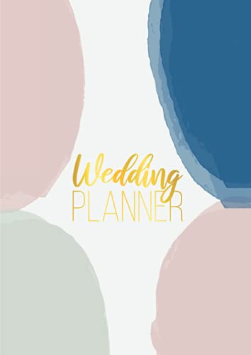 Wedding Planner: Book and Organizer for the Bride