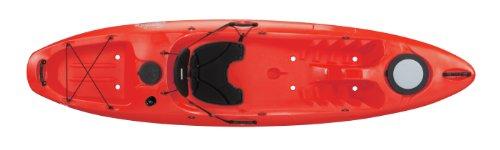 Perception Sport Pescador 10 Kayak (Red)