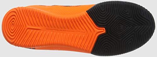 Nike Superflyx 6 Academy IC, Zapatillas de Deporte Unisex Adulto, Multicolor (Total Orange/Black-T 810), 45 EU