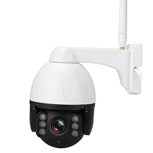 Sistema de vigilancia, cámara de visión amplia de aspecto nocturno, 90 grados verticalmente para ONVIF Proteja el control remoto móvil(European regulations)