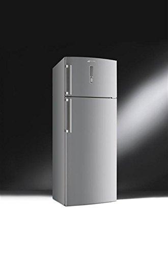 Smeg FD43PXNE3 Libera installazione 423L A+ Acciaio inossidabile frigorifero con congelatore