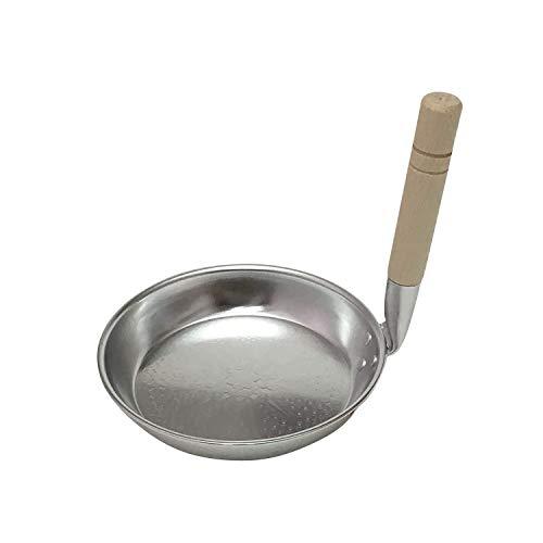 谷口金属『和の職人親子鍋シルバー(17cm)』