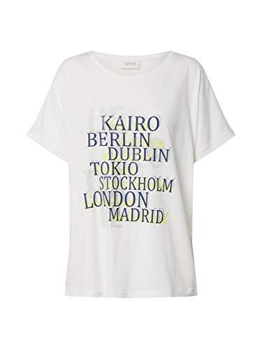 Cartoon Damen Shirt Creme 38 (M)