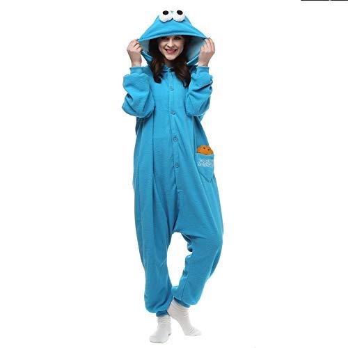 Pijamas Enteros Carnaval Cosplay Adulto Ropa de Dormir Hombre Camisones Disfraces Ropa Pijamas de Una Pieza Mujer