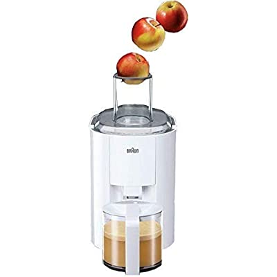 Braun J300WH Spin Juicer extractor for