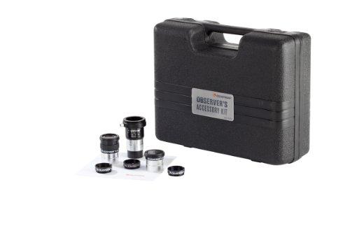 Celestron 94308 Observers Accessory Kit (Black)