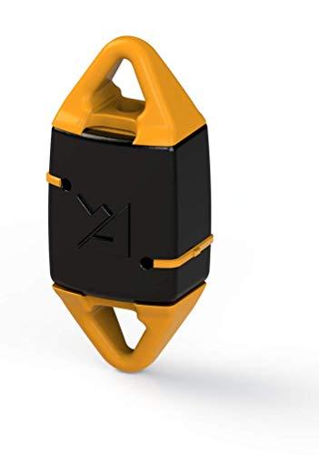 KINVENT Kforce LINK - dinamómetro Manual tracion Conectado por Bluetooth para biofeedback y medición de fuerza muscular del miembro superior e inferior con juegos rehabilitación/ Fuerza máx 300 kg