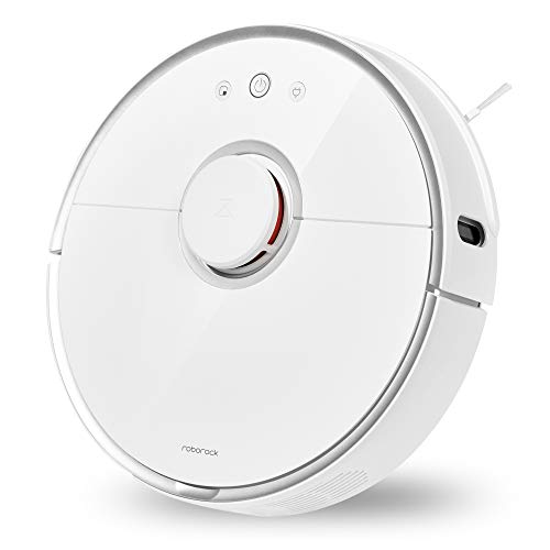 Roborock S551 smart robot vacuum and mop