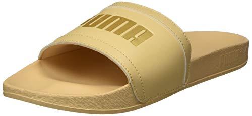 PUMA Leadcat FTR Logo Metal Wns, Zapatos de Playa y Piscina