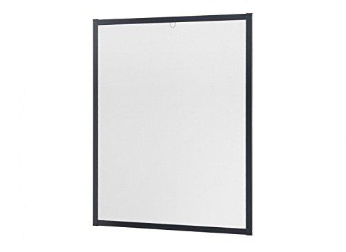 empasa Insektenschutz Fliegengitter Fenster Alurahmen Master Slim weiß, braun oder anthrazit in verschiedenen Größen