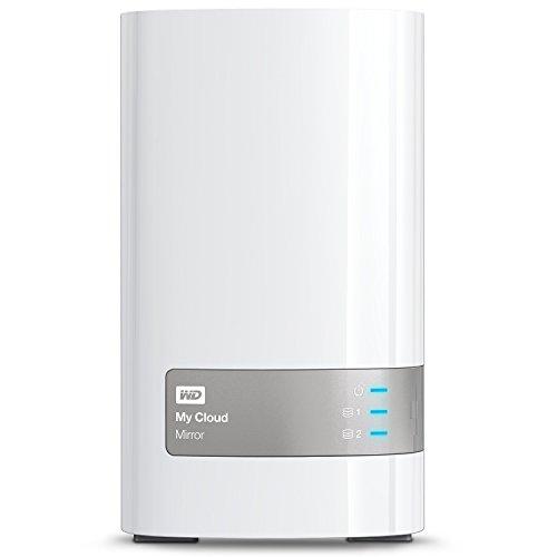 WD 4 TB My Cloud Mirror Personal Cloud Storage