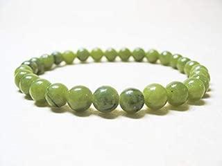 JEWEL BEADS Beautiful jewelry AAA++ Quality Olivine Bracelet Gemstone Bracelet Fertility Bracelet Mala Bracelet Healing Bracelet Heart Chakra Bracelet 6mm Olivine Peridot Beads Code- AU-3817