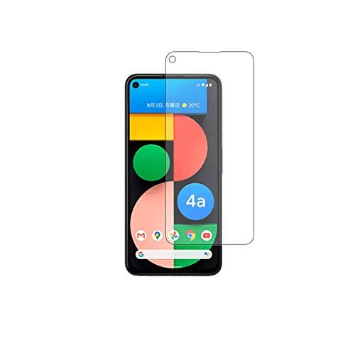 【2枚セット】Google Pixel 4a(5G) 用 液晶保護フィルム マット(反射低減)タイプ