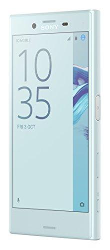Sony Xperia X Compact - Unlocked Smartphone - 32GB - Mist Blue (US Warranty)
