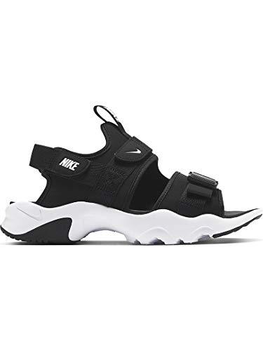 Nike Herren Canyon Sandal Leichtathletik-Schuh, Black White Black, 49.5 EU