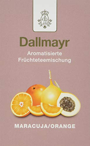 Dallmayr Früchtetee Maracuja/Orange (1 x 100 g)