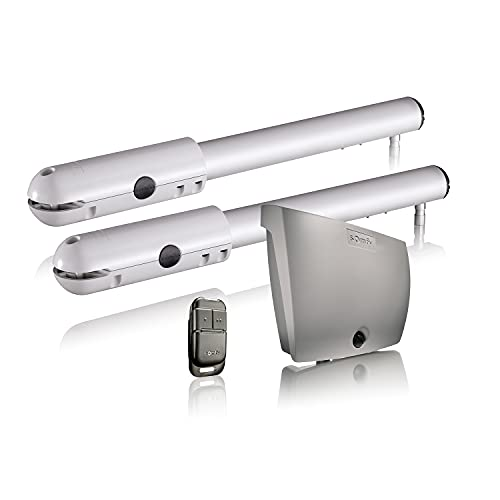Somfy 2400780 - SGS 201 RTS Motorisierung für Drehtor   Lieferung mit 1 Keypop-Fernbedienung   TaHoma-kompatibel