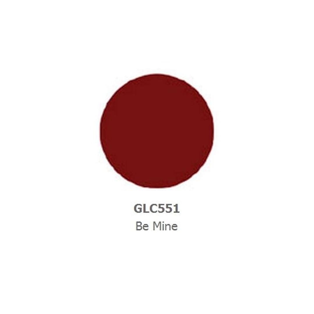 外科医強制環境保護主義者(3 Pack) LA GIRL Luxury Creme Lip Color - Be Mine (並行輸入品)