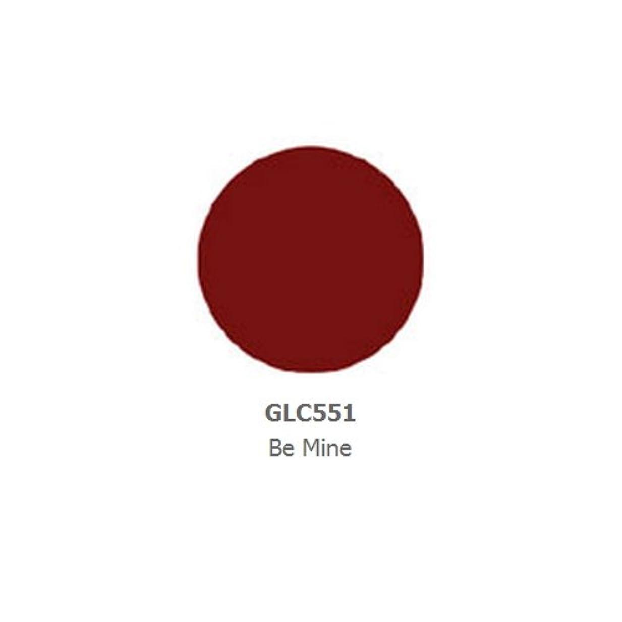 脳好む放射性LA GIRL Luxury Creme Lip Color - Be Mine (並行輸入品)