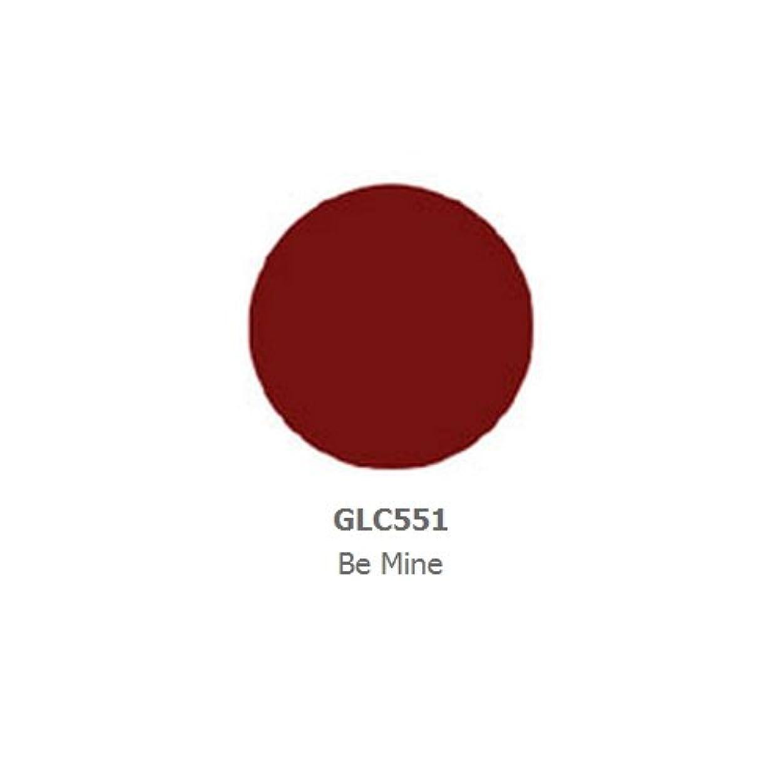 陪審メロドラマ誘発するLA GIRL Luxury Creme Lip Color - Be Mine (並行輸入品)
