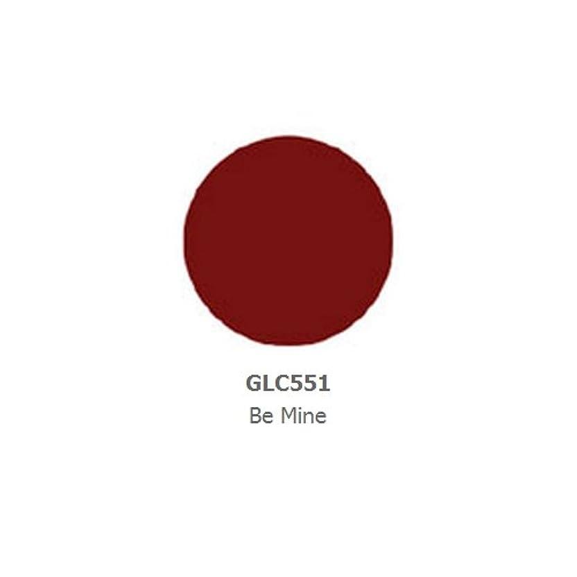 砂日純正LA GIRL Luxury Creme Lip Color - Be Mine (並行輸入品)