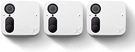 New Ooma Smart Cam Indoor/Outdoor Full-HD Security Camera...