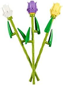 4-Pack LEGO 40461 Iconic Tulip Set