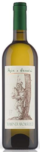 Vino Bianco TRAMINER AROMATICO -Pojer e Sandri (box 6x 0,750L.)