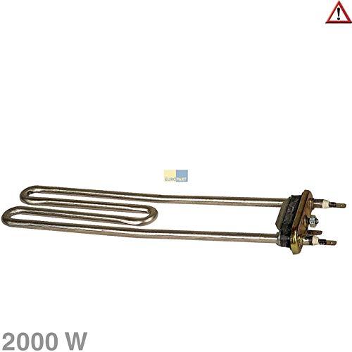 LUTH Premium Profi Parts Heizstab Heizung Heizelement Waschmaschine für Bosch Siemens Constructa Neff 096580 00096580 2000Watt