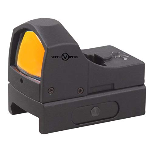 Review TAC Vector Optics Sphinx Auto Brightness Sense Mini Red Dot Sight Scope