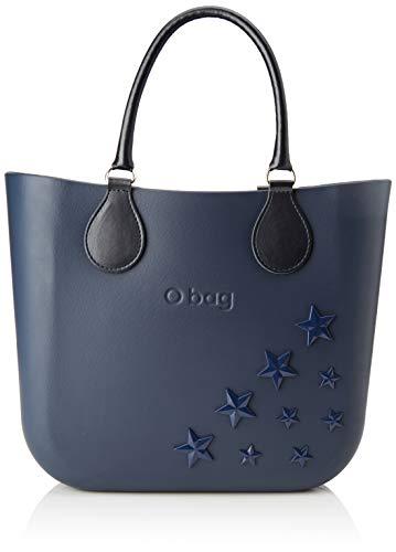 OBAG O bag Borsa Mini, Pochette da Giorno Donna, Blu (Blu Navy), 34x12x28 cm (W x H x L)
