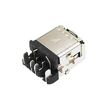 GinTai DC Power Jack Socket Plug Charging Port Replacement for ASUS ROG G531GT G531GT-BI7N6 G531GV-DB76
