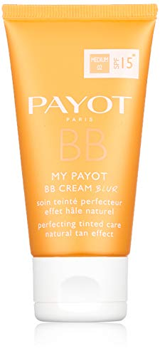 PAYOT PARIS Unisex My PAYOT BB Cream Blur 02 MEDIUM 50ML, Negro, Standard