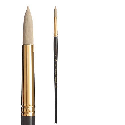Princeton Series 6300 Synthetic Bristle Acrylic & Oil Brush 8 round