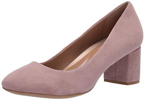 Aerosoles Zapatos de tacón para mujer, Marrón (malva ante), 35.5 EU