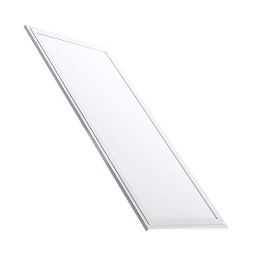LEDKIA LIGHTING Panel LED Slim 120x60cm 63W 5700lm Blanco Neutro 4000K - 4500K
