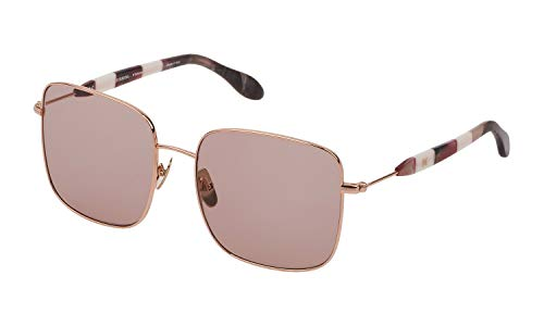 Carolina Herrera New York Shn060m, Gafas De Sol Mujer, Shiny Copper Gold (08FC)